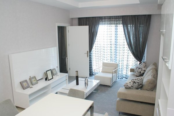 Алушта Роял Апартментс (Alushta Royal Apartments) - фото 5