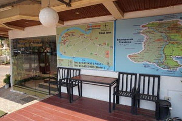 Dokkhoun Hotel - фото 10