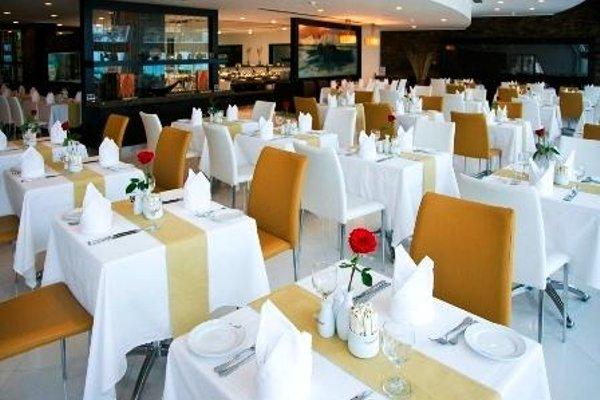 Курортный отель Grand Hotel Sharjah - фото 11