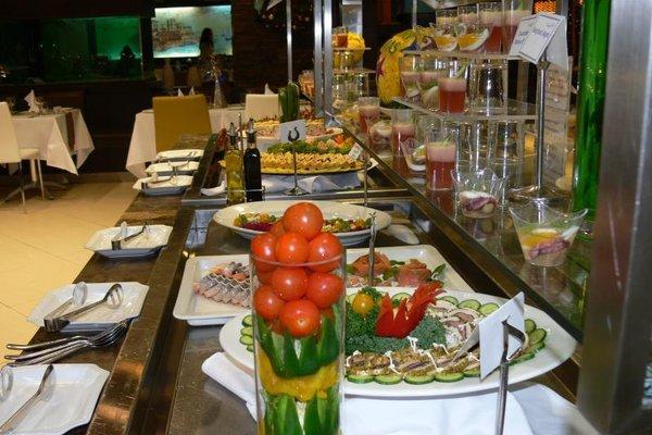 Курортный отель Grand Hotel Sharjah - фото 12