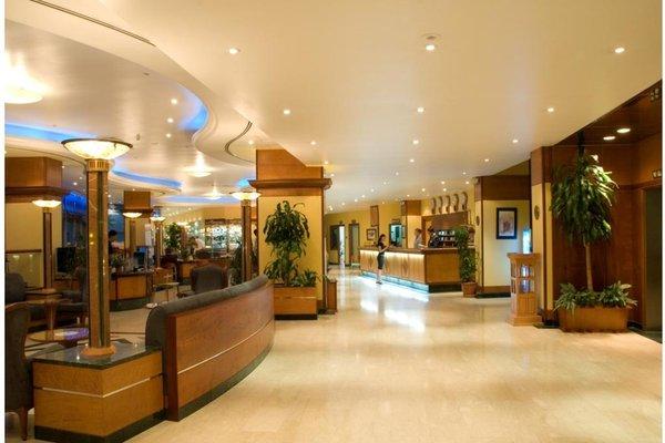 Курортный отель Grand Hotel Sharjah - фото 13