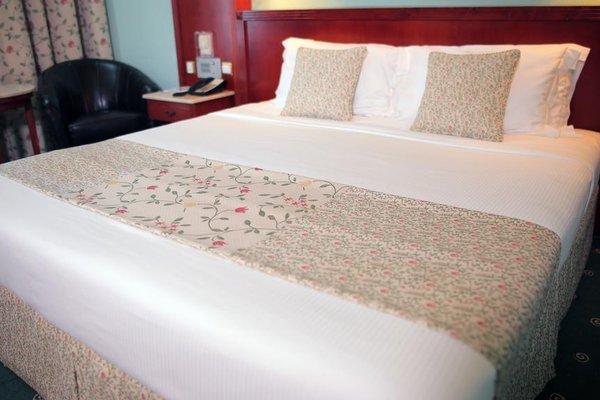 Курортный отель Grand Hotel Sharjah - фото 3