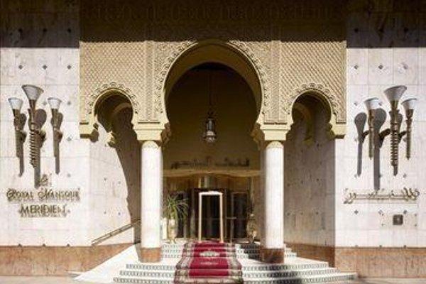 Le Royal Mansour Hotel - фото 22