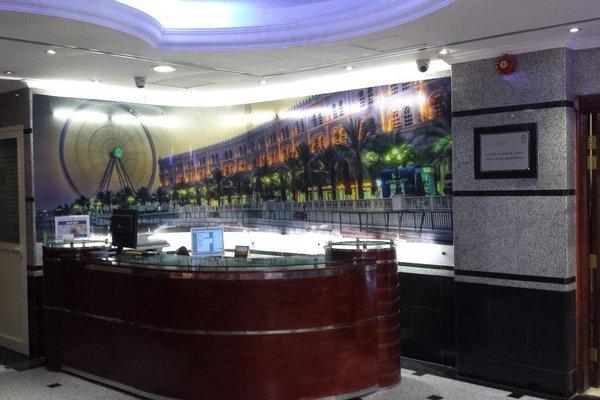 Al Salam Inn Hotel Suites - фото 21