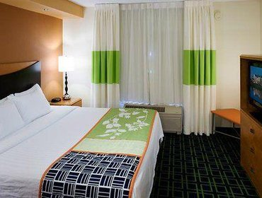 Апартаменты Fairfield Inn & Suites by Marriott Rogers