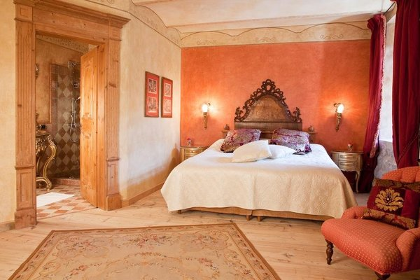 Boutique Hotel Schloss Matzen - фото 45
