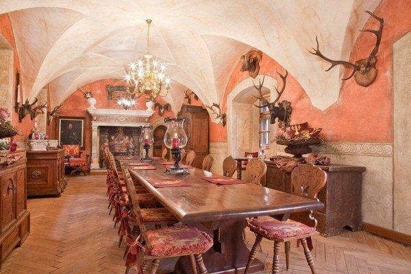 Boutique Hotel Schloss Matzen - фото 11