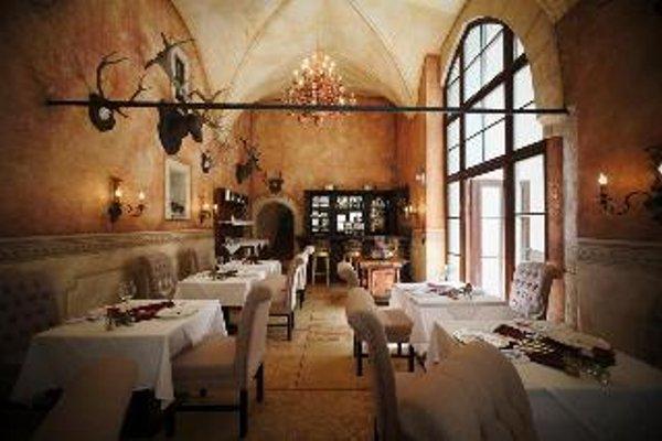 Boutique Hotel Schloss Matzen - фото 12