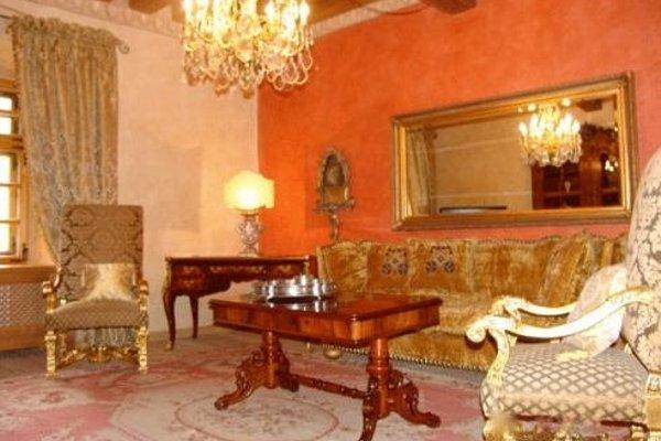 Boutique Hotel Schloss Matzen - фото 5