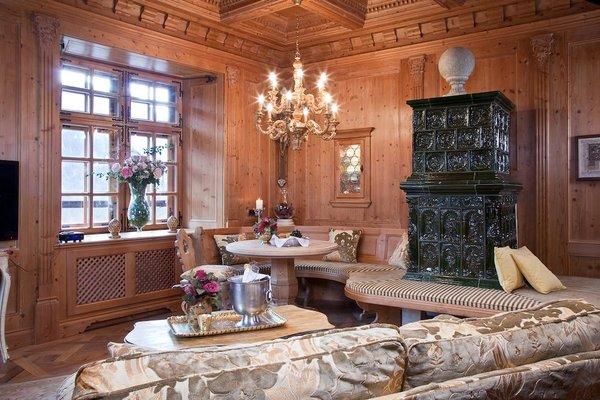 Boutique Hotel Schloss Matzen - фото 9