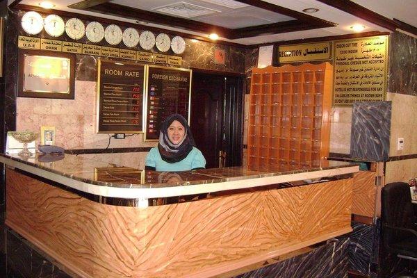 Al Jazeerah Hotel - 17