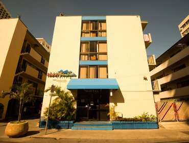 Хостел Waikiki Beachside Hostel