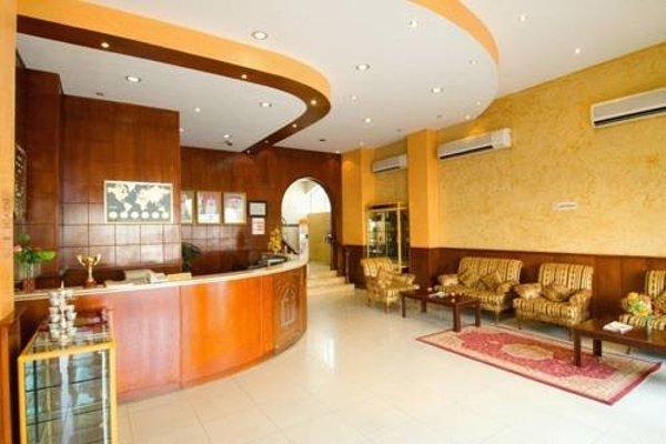 Burj Al Diyar Hotel Apartments - фото 12