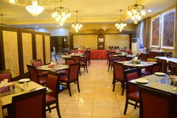 Sharjah International Airport Hotel - фото 13