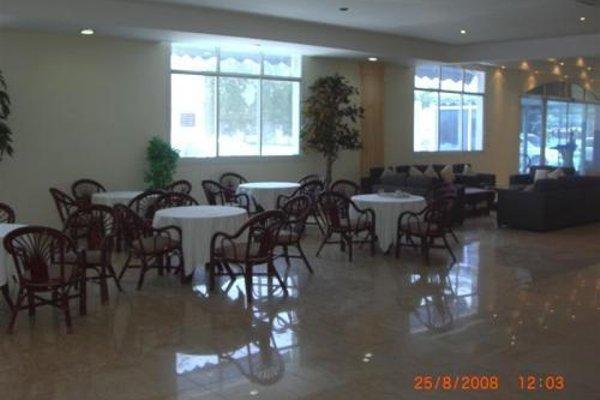 Sharjah International Airport Hotel - фото 14
