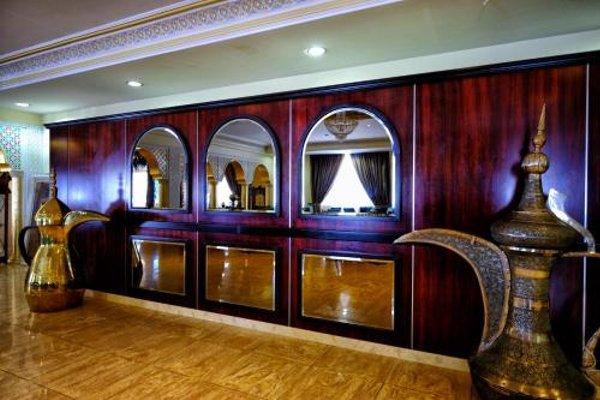 Sharjah International Airport Hotel - фото 17