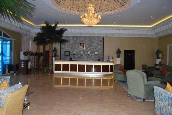 Sharjah International Airport Hotel - фото 18