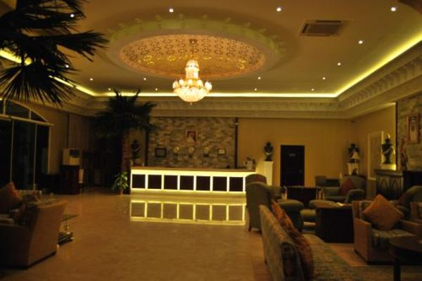 Sharjah International Airport Hotel - фото 9