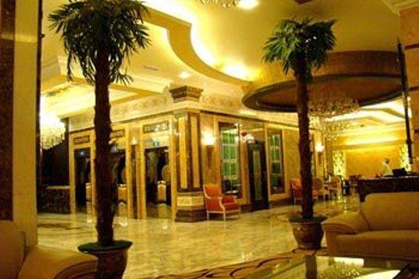 Sharjah Palace Hotel - фото 13