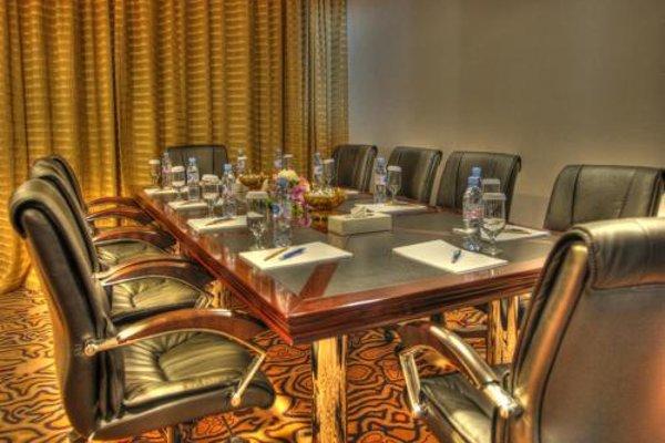 Sharjah Palace Hotel - фото 14