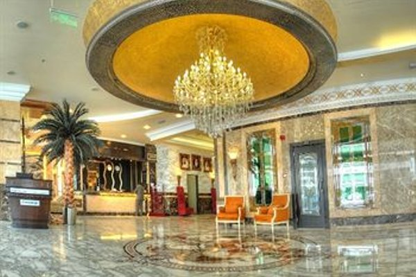 Sharjah Palace Hotel - фото 4