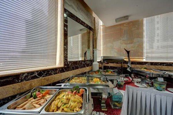 Sharjah Palace Hotel - фото 8