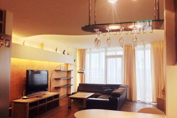 Natalex City Apartments - фото 50
