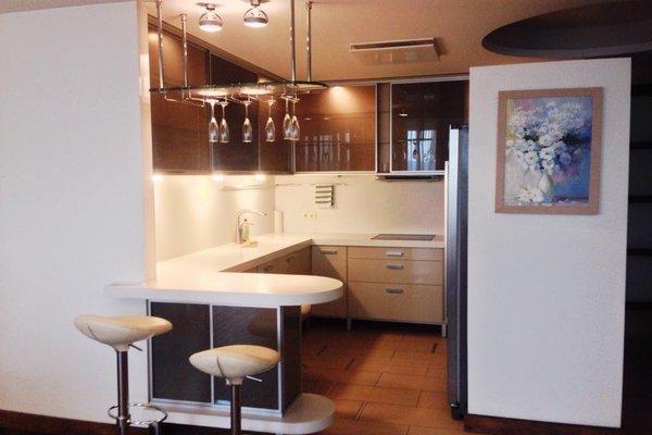 Natalex City Apartments - фото 8