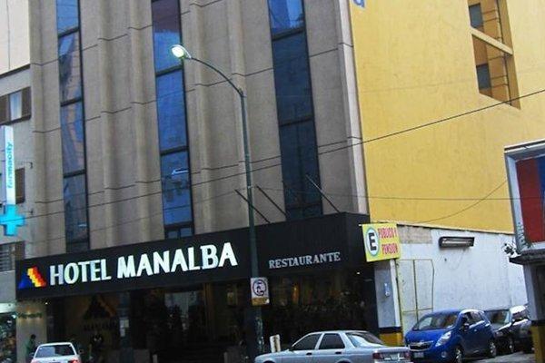 Hotel Manalba - фото 10