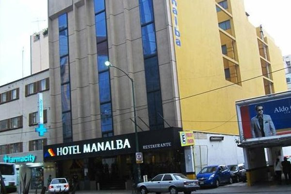 Hotel Manalba - фото 11