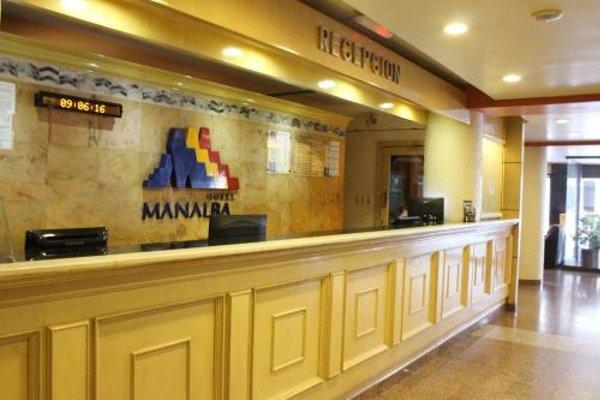 Hotel Manalba - фото 7