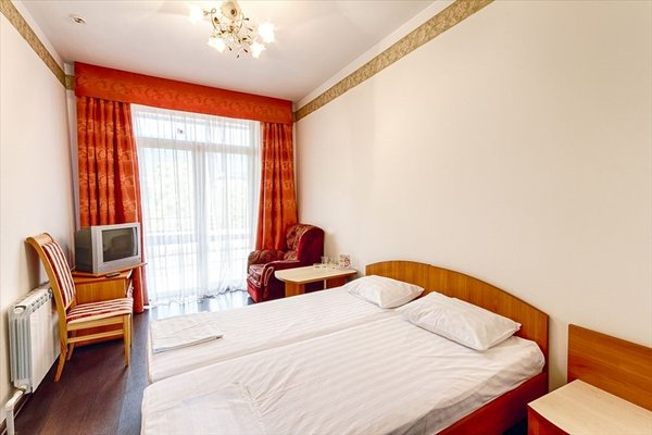 Отель Круиз на Серафимовича - фото 50