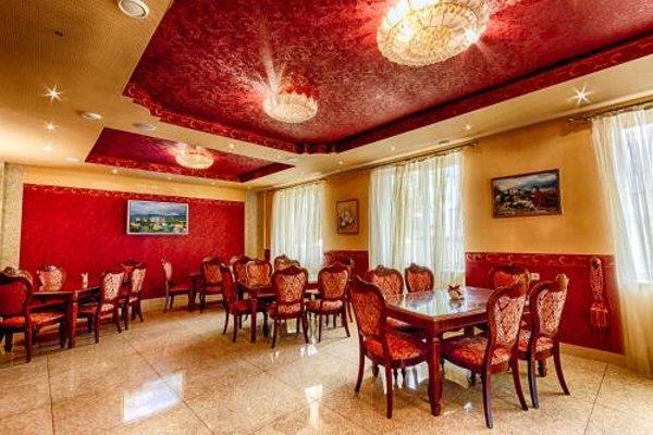Отель Круиз на Серафимовича - фото 14