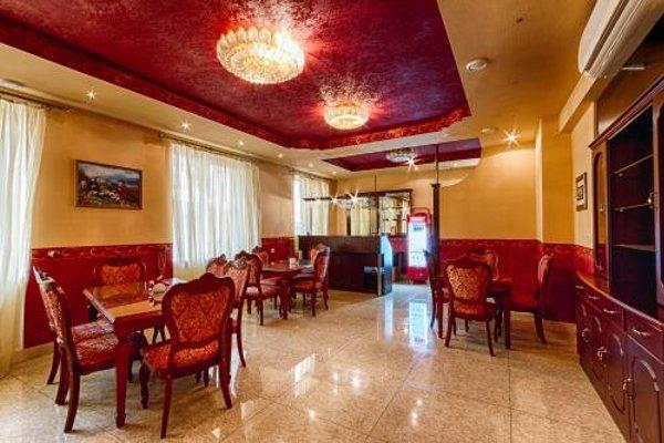 Отель Круиз на Серафимовича - фото 15