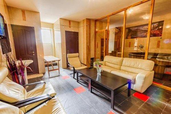 Отель Круиз на Серафимовича - фото 17