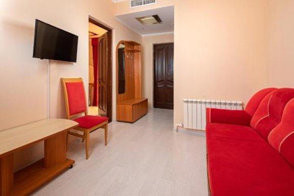 Отель Круиз на Серафимовича - фото 8
