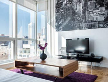 Апартаменты Dharma Home Suites JC at Paulus Hook