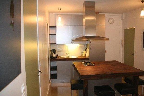 Marais Apartment - 17