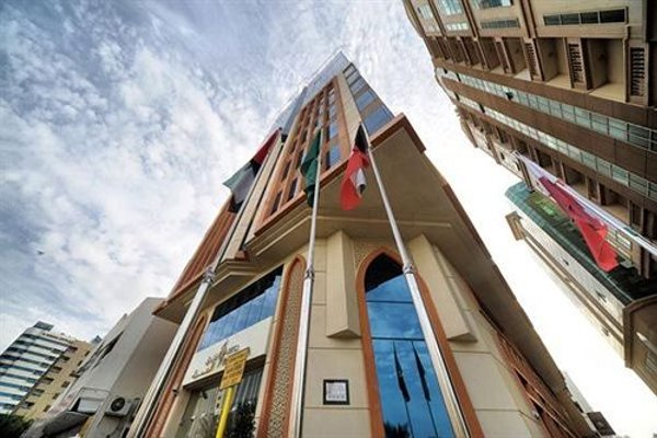 Al Hamra Hotel - фото 33