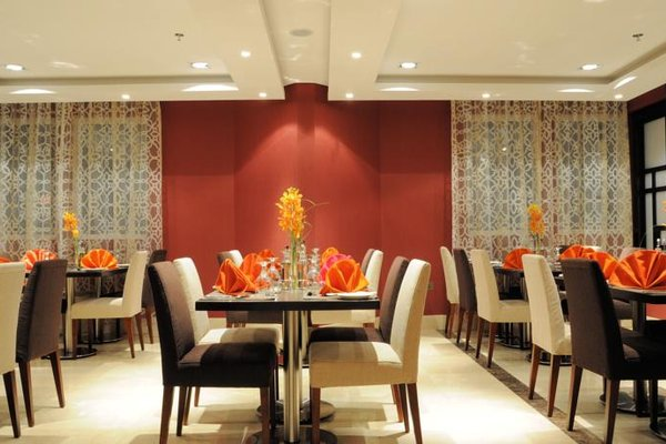 Al Hamra Hotel - фото 10