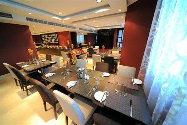 Al Hamra Hotel - фото 12