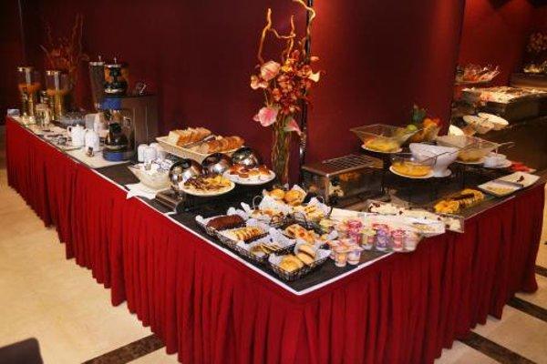 Al Hamra Hotel - фото 13