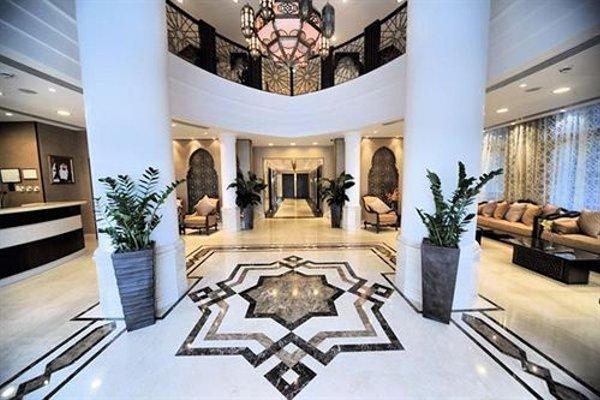 Al Hamra Hotel - фото 14