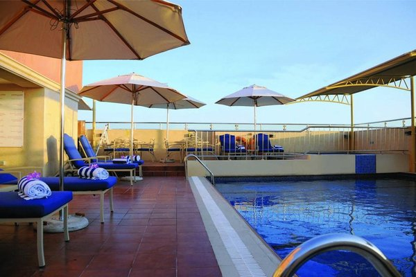 Al Hamra Hotel - фото 20