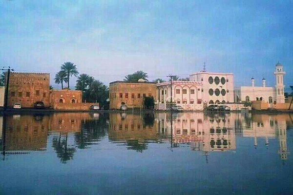 Al Hamra Hotel - фото 21