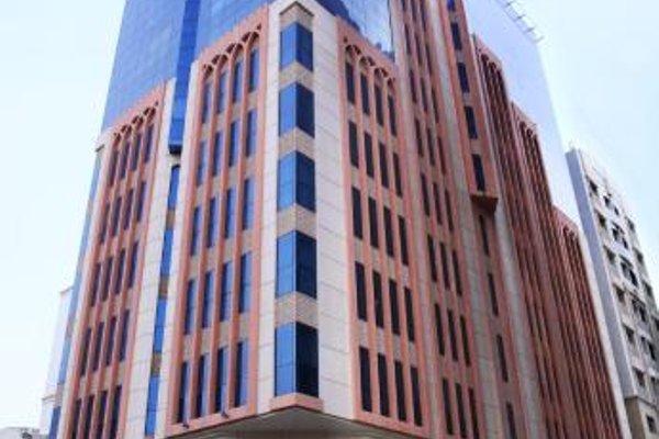 Al Hamra Hotel - фото 22