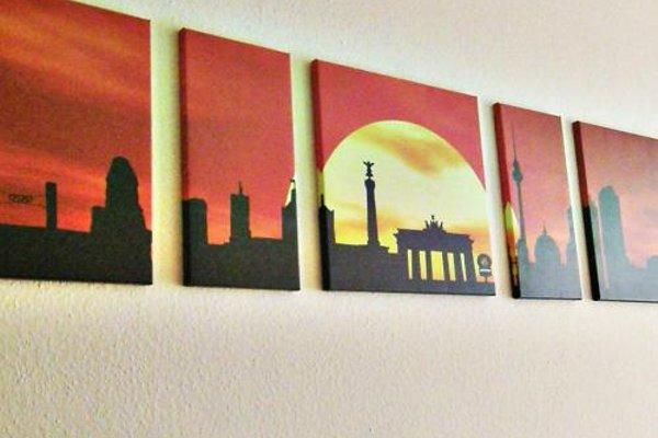 Pension Freiraum Berlin - фото 22