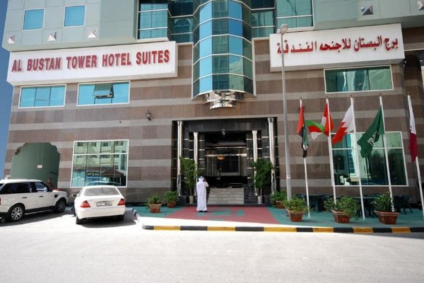 Al Bustan Tower Hotel Suites - фото 50