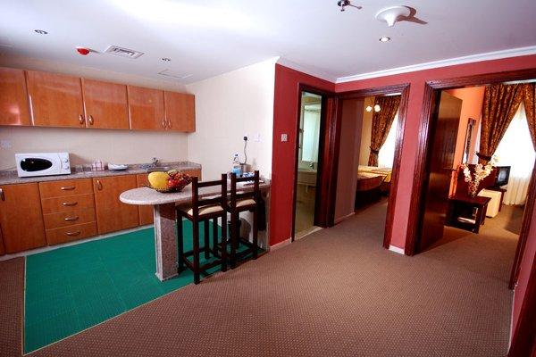 Al Bustan Tower Hotel Suites - фото 15
