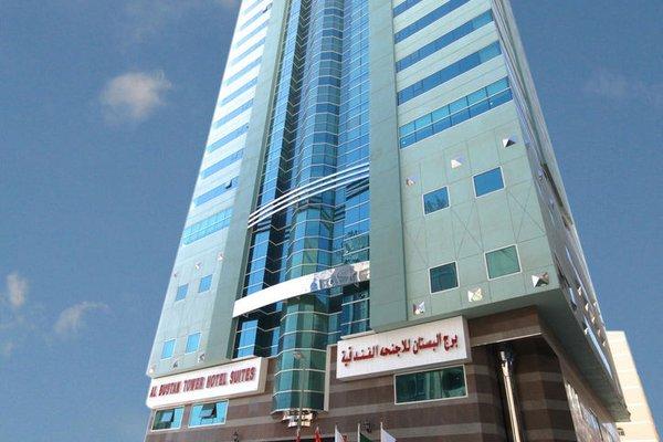 Al Bustan Tower Hotel Suites - фото 23